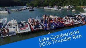 Lake Cumberland Map Lake Cumberland Thunder Run 2016 By Drone Youtube