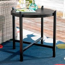 Grandin Road Outdoor Furniture by Duvall Side Table Grandin Road