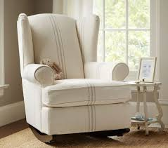 Modern Nursery Rocking Chair Stunning White Rocking Chair Nursery On Small Home Decoration