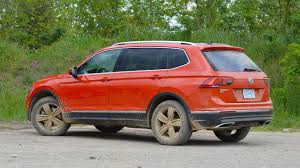 first volkswagen ever made we drive the new vw 2 0t and sample the 2018 tiguan early