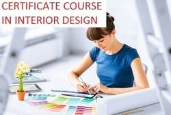 Interior Design Certificate Course Nirman Academy College Coaching Tuition Hobby