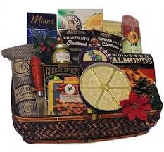 meat and cheese gift baskets cheese and meat gift tray deluxe