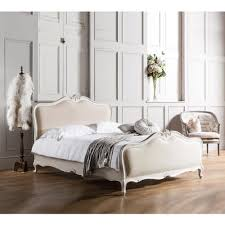 delphine french upholstered bed luxury bed