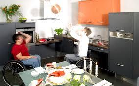 cuisine handicap handicap pmr senior cuisine mobilier