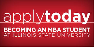 traditional mba program college of business illinois state