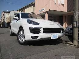 porsche cayenne 2015 used porsche cayenne 2015 for sale stock tradecarview 20807834