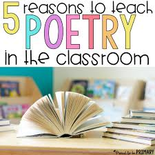 Halloween Poems For Children 5 Reasons To Teach Poetry In The Classroom Proud To Be Primary
