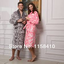 aliexpress com buy free shipping thicken couples robes winter