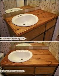 Diy Vanity Top 20 Gorgeous Diy Bathroom Vanities To Beautify Your Routine