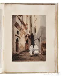 italy photo album grand tour photo album c 1907 algeria monaco spain