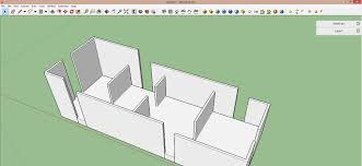 how to do a floor plan in sketchup how to create a quick sectional architecture drawing in sketchup