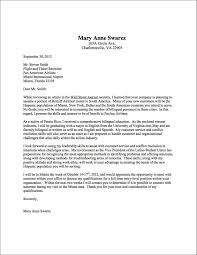 Samples Of Resume For Teachers by Cover Letter Sample Uva Career Center