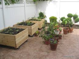 Backyard Planter Box Ideas Vegetable Planter Box Diy Inspiration From T Bone Stark Insider