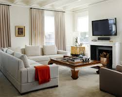 Butler Armsden Architects Small Sectional Sofa Living Room Traditional With Beige Armchair