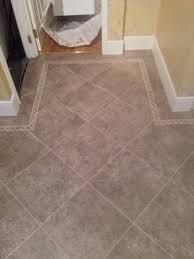 K Flooring by Karndean Tile With Border U2013 K Flooring Quality Floor Fitting