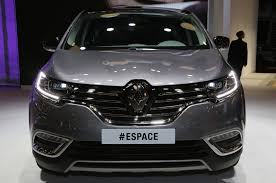 renault suv concept renault shows off production ready espace crossover in paris