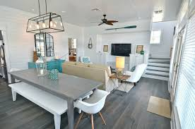 Coastal Cottage Living Rooms by Beach Cottage Living Room Cottage Living Room Lollygag Beach