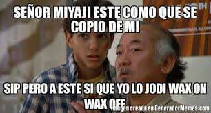 Meme Karate - memes de karate kid galeria 24 imagenes graciosas