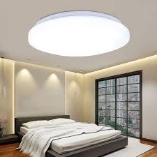 Living Room Wireless Lighting 18w Modern Bright Light Led Ceiling Light Round Flush Mount