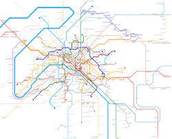 metro la map future metro map possible olympics venues not to