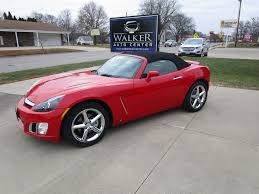saturn sky red walker auto center
