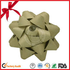 green gift bow china green ribbon bow of gift for christmas packaging china
