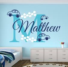 Personalized Wall Decor For Home Online Get Cheap Personalized Customize Name Wall Stickers Cars