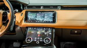 new land rover interior 2018 range rover velar here u0027s what it u0027ll cost and what u0027s under