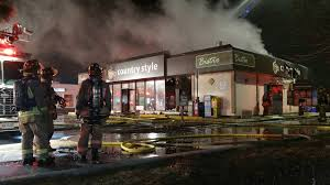 vaughan coffee shop gutted in early morning blaze 680 news