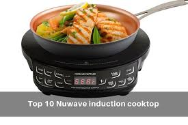 Nuwave Precision Portable Induction Cooktop Top 10 Nuwave Induction Cooktop Reviews Ratings U0026 Comparison Table