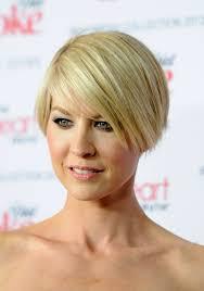 short ballroom hair cuts more pics of jenna elfman layered razor cut 6 of 11 short
