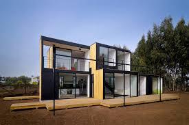 galería de casa en panel sip alejandro soffia gabriel rudolphy
