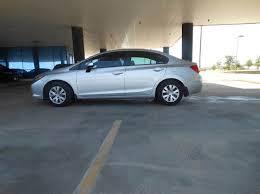 2012 honda civic tire size 2012 honda civic lx 4dr sedan 5a in dallas tx auto luxe used car