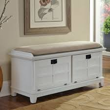 metal entryway storage bench with coat rack by home access