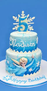 frozen cake frozen party cake fondant cakes