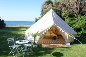 tent events adelaide glamping bell tent hire make a reservation