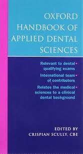 oxford handbook of clinical dentistry oxford handbooks series