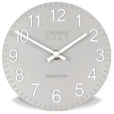 thomas kent portobello hare clock 4 inch shabby chic clock