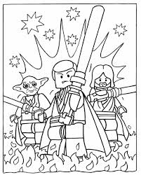 star wars christmas coloring pages eson me