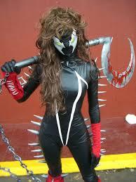 Spawn Costume Alien Halloween Costume Alien Romper With Sheer Detail