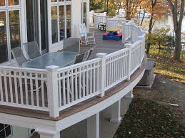 Deck And Patio Combination Pictures by Wood Deck And Stone Patio Combination Deck Design And Ideas