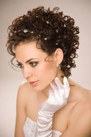 prom hairstyles for naturally curly hair women medium haircut