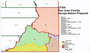 Navajo Reservation Map San Juan Record Classifieds Events Businesses In Monticello