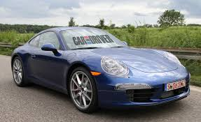 porsche carrera 2012 2012 porsche 911 spied again this time with details and colors