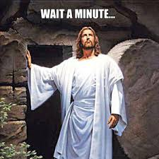 Jesus Easter Meme - the easter bunny forgot to visit jesus by whyusoshang meme center