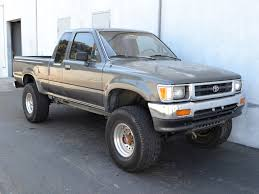 nissan frontier jacked up toyota pickup information and photos momentcar