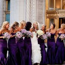 Purple Wedding Meme - inspirational summer long chiffon evening formal party mother