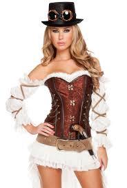 steampunk halloween costume steampunk roma maiden top hat corset costume ebay