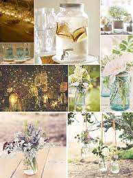 Mason Jar Ideas For Weddings Lynns Wedding Ideas Mason Jar Centerpieces