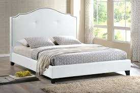 Padded Headboard King Padded Headboard Bed White Tufted Headboard King Attractive Size